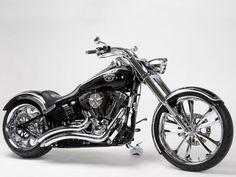 My dream bike.  HD Rocker C  Love the seat!!