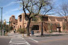 Santa Fe, New Mexico - Museum of Fine Arts