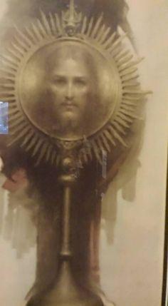 Eucharist is Jesus