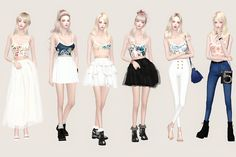 Top Sims 4