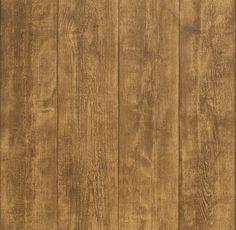 Trompe l'oeil lambris bois vertical - Wood'N Stone