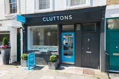 Cluttons - London - Five Interiors Office Interior Design, Office Interiors, Exterior Design, Interior Ideas, Interior Inspiration, Agency Office, Office Branding, Branding Ideas, London Real Estate