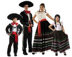 Grupo Mariachis Lujo #disfraces #carnaval #disfracesparagrupos