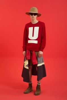 2015SS MENS   COLLECTIONS   UNDERCOVER