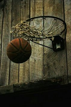 Basketball is really a passion