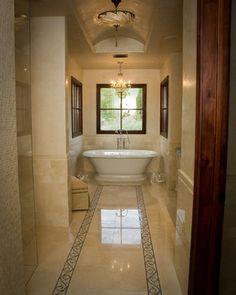 Elegant Master Bathroom - traditional - bathroom - phoenix - Milk and Honey Design