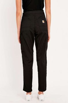 Carhartt Twill Single Knee Trousers - Urban Outfitters