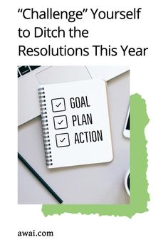 With New Year's every year comes millions of New Year's Resolutions from people around the globe who are looking to be healthier, happier, smarter, stronger, wealthier, or simply BETTER.But despite their popularity, U.S. News & World Report says only about 20% of New Year's Resolutions are achieved. Most are forgotten or given up on every year by mid-February.That doesn't have to stop you, though. You can still have BIG plans for this year.You just need a smarter approach.