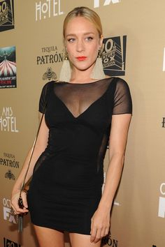 Chloë Sevigny at the American Horror Story: Hotel screening, Los Angeles