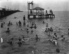 Fairhope, AL Pier c. 1920