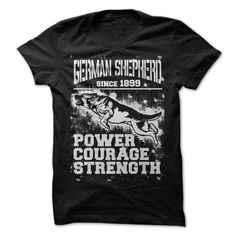 FOR ALL GERMAN SHEPHERD DOG LOVERS OUT THEREGRAB YOUR GERMAN SHEPHERD TSHIRT NOW