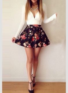 top low cut long sleeves formal fall outfits work fanc dressy