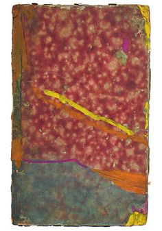 """Saul Leiter's sketchbooks. """"I think there is a certain freedom when you are absorbed in painting a sketchbook.  You are not burdened to do something important.  You are not dealing in big things."""" (via Reference Library via This Long Century)"""