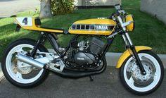 1979 Yamaha RD400 CAFE RACER