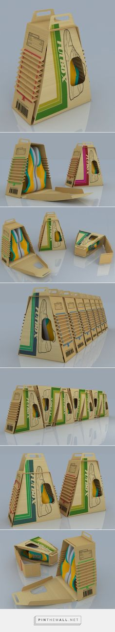 FUTBOX / shoe boxes  #Packaging #GraphicDesign #ComienzaConG