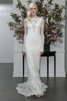 Wedding Dress by Legends Romona Keveza   Article: Legends Romona Keveza Spring 2016 Collection   Photography: Courtesy of Romona Keveza   Read More:  http://www.insideweddings.com/news/fashion/legends-romona-keveza-spring-2016-collection/1854/