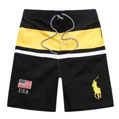 Fred Perry, Summer Shorts, Lacoste, Tommy Hilfiger, Trunks, Polo Ralph Lauren, Pony, Swimwear, Usa