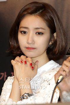 [★포토]고준희, 애절한 눈빛(?) | Daum 연예