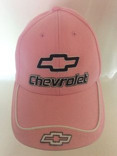 Chevrolet Embroidered Hat Cap Pink - SnapBack Adjustable Size  CAP   BaseballCap 665ab7e9c