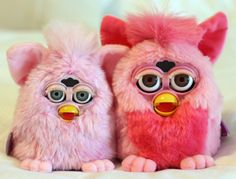 Furbies! I hated these things. I swear mine still worked WITHOUT batteries!! SOO CREEPY!!!!