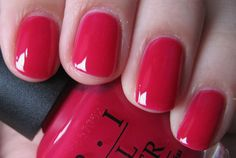 """I'd like to try that color! """"Too Hot Pink to Hold 'Em"""""""