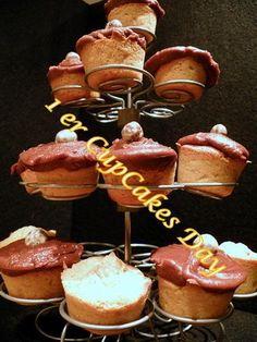 Thermomix: Des Cupcakes aussi avec notre bijou !