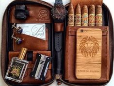 "cigarsandhumidors: ""Wish my setup was as good as this! """
