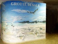 decorazione spa grotta di sale https://www.facebook.com/murodellemeraviglie
