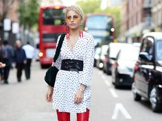 5 London Fashion Week Street Style Trends To Wear Now - Topshop Blog