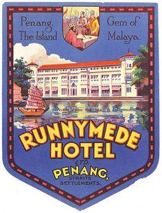 Runnymede Hotel, Panang