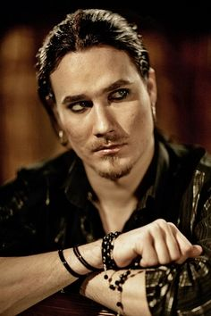 Tuomas Holopainen.  Incredible and prolific song writer.  #Nightwish
