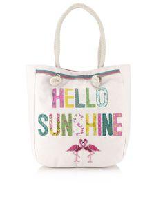 Hello Sunshine Shopper | Multi | Accessorize
