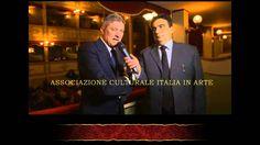 """Intervista a Gioacchino Loporchio al Teatro """"Paisiello"""" Lecce - italy #arte #lecce #puglia #italy"""