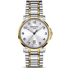 Reloj Certina DS Caimano C017.410.22.032.00 Sumergible