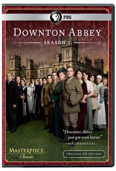 Fiction meets TV: 6 books for Downton Abbey fans.