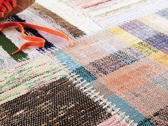 GUDHJEM tapijt | #IKEA #uniek #vintage #kleed #tapijt #vloerkleed #patchwork