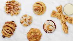 Holiday brunch just got sane again! Whip up these easy, clever and somewhat-homemade treats with as few as zero—ZERO—extra ingredients.
