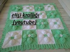 YouTube Baby Knitting Patterns, Knitting Squares, Free Baby Blanket Patterns, Baby Dress Patterns, Knitting Tutorials, Star Baby Blanket, Easy Knit Baby Blanket, Bernat Baby Blanket, Knitted Baby Blankets
