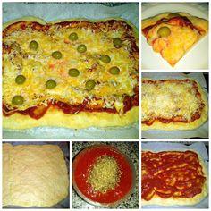 El Rincón de Laura G.: Pizza Margarita • Pizza 4 Quesos