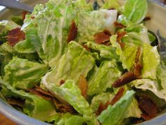 Paleo Caesar Salad! Dairy Free! The Paleo Mom