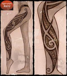 Crazy tattoos tattoo art samoan malu tattoo quotes forward leg design art crazy design leg malu quotes samoan tattoo tattoos tattoos by butler hilo hawaii tiare flower tahitian hawaiian samoan tattoo tatt Maori Tattoos, Tattoo Maori Perna, Maori Tattoo Frau, Tattoos Bein, Tattoo Perna, Hawaiianisches Tattoo, Polynesian Tribal Tattoos, Maori Tattoo Designs, Weird Tattoos