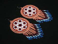 Size: The diameter of the medallion for earrings is 2 The total hang of the earrings is 4 ***Every order and customer is treated with the highest regard. Please see our review section here: https://www.etsy.com/your/shops/BiuluArtisanBoutique/reviews?ref=shop_info ***Gift packaging and express shipping options are available. See item description for details.*** Item Description: - Beautiful neutral tones and bright blue and turquoise accents make up these...