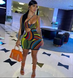 Boujee Outfits, Cute Swag Outfits, Spring Outfits, Trendy Outfits, Night Outfits, Fashion Outfits, Womens Fashion, Night Out Outfit, Black Girl Fashion