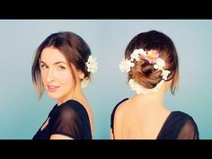 Penteado Primavera - YouTube