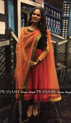 Anarkali By Pranaah