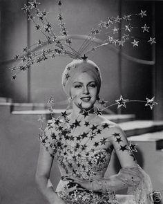 ✨Swooon! Lana Turner in Ziegfeld Girl, 1941✨