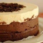 Postres Faciles y Rapidos   Torta Tres Chocolates
