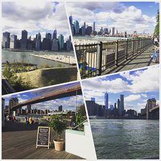 Walking around #nyc #brooklyn #brookylnbridge #views http://ift.tt/1QVlVRy - http://ift.tt/1HQJd81