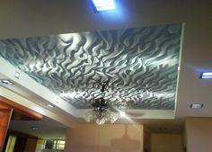 Surprising Ideas: False Ceiling Tiles false ceiling design with wood.False Ceiling Home Lighting false ceiling design modern.False Ceiling Dining Home. Ceiling Art, Ceiling Panels, Ceiling Tiles, Ceiling Beams, Ceiling Lights, White Ceiling, Gypsum Ceiling, Ceiling Plan, Ceiling Shades