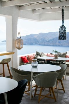 The LuxPad, 33 Blogs with Beautiful Photography, Igor 1, sea view, pendant lanterns